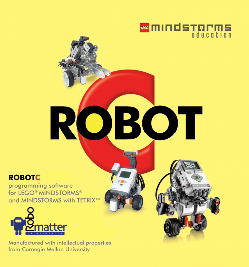 (Classroom License)ROBOTC 4.x for<br>LEGO® MINDSTORMS®